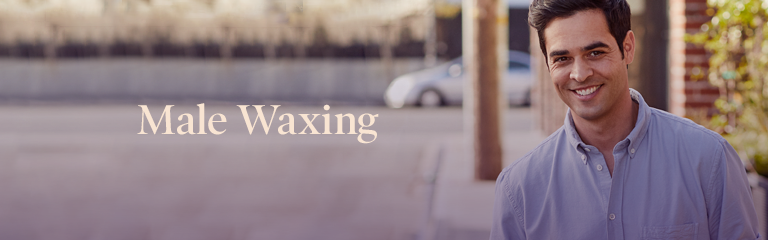 Male Waxing | European Wax Flower Mound